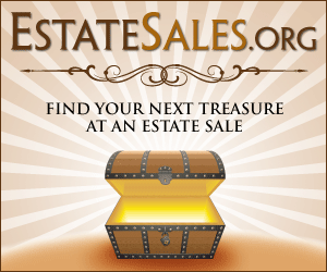 Find and advertise estate sales at EstateSales.org