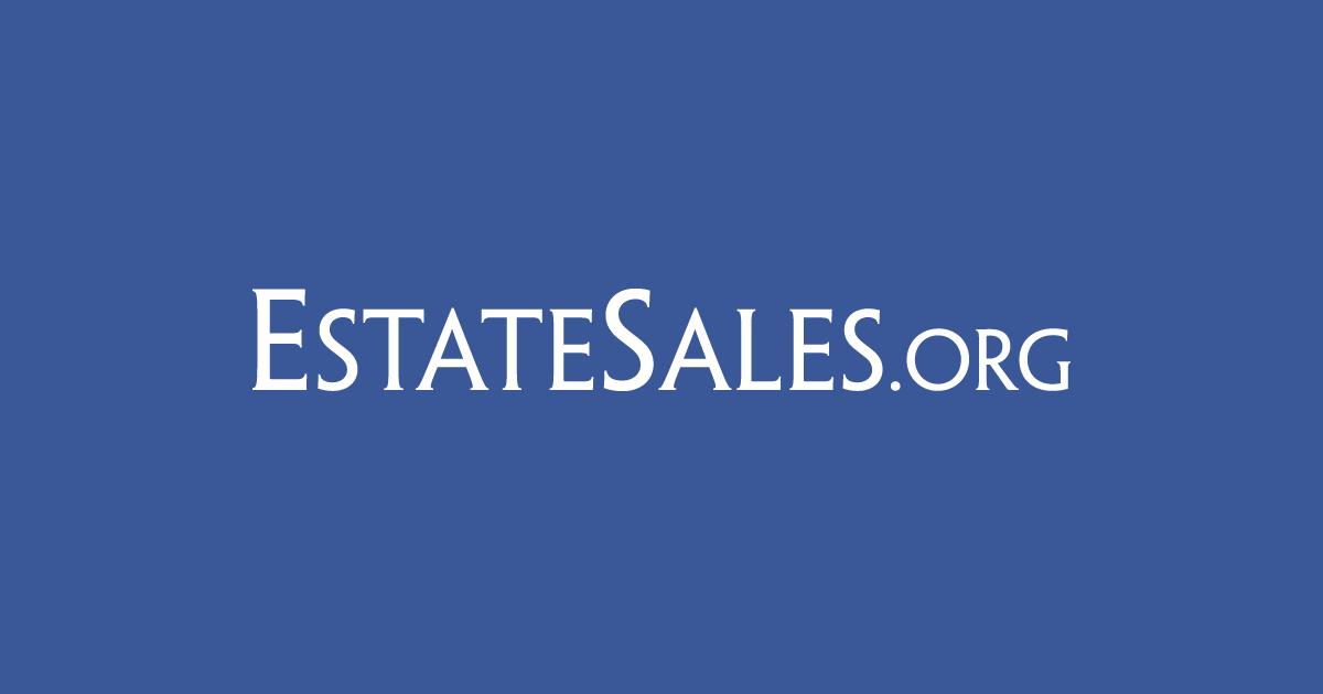 Estatesales Org Find Estate Sales Or Shop Online Auctions