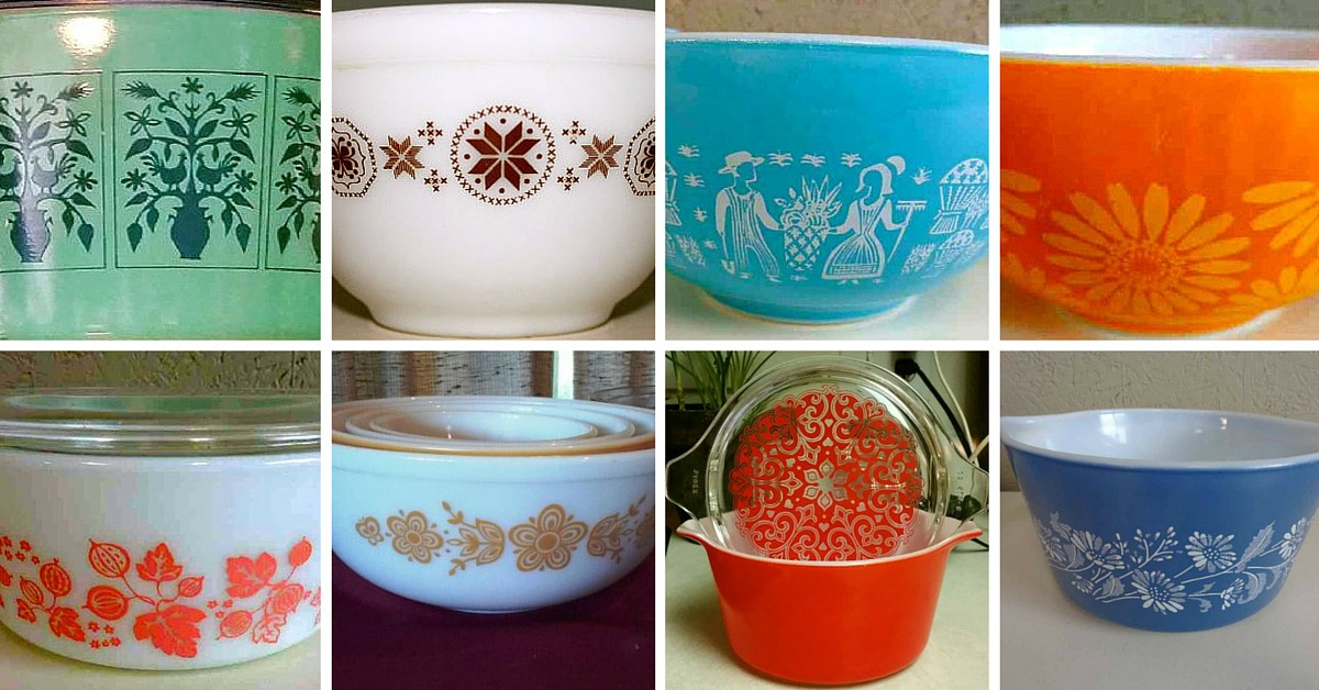 Vintage Pyrex 101: A Guide to Pyrex