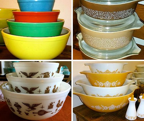 Vintage Pyrex 101: A Guide to Pyrex | Estate Sale Blog