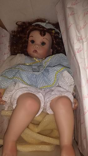 Creepy Child Doll