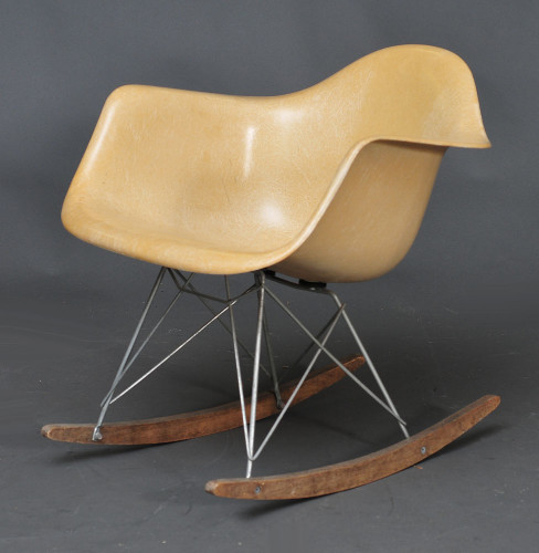 Eames Fiberglass Rocker