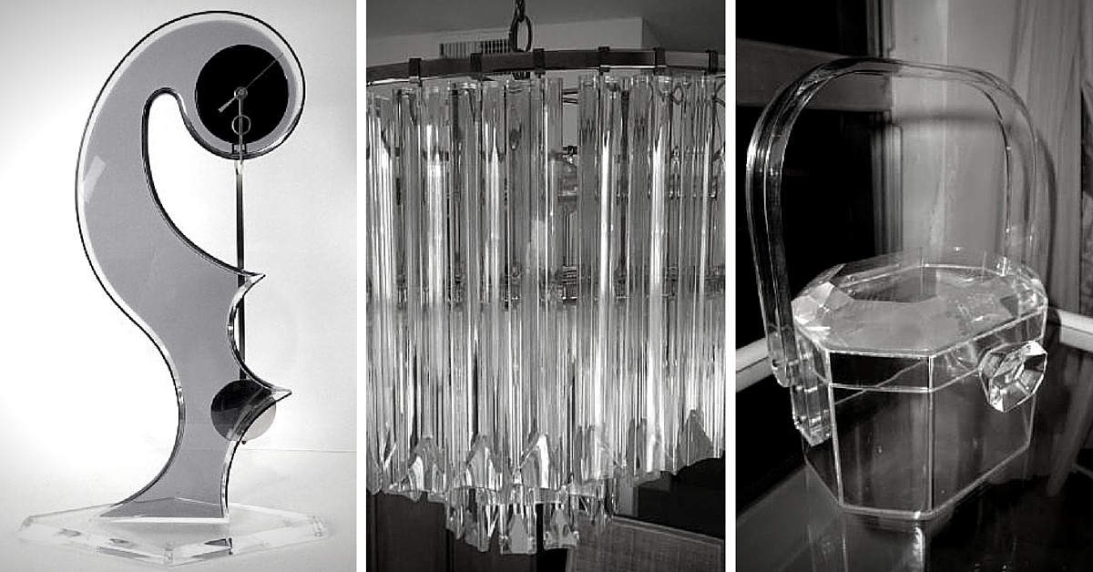 17 Photos of All Things Lucite