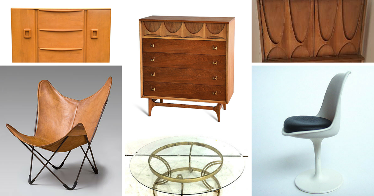 7 Midcentury Modern Brands at Estate Sales Cover Photo