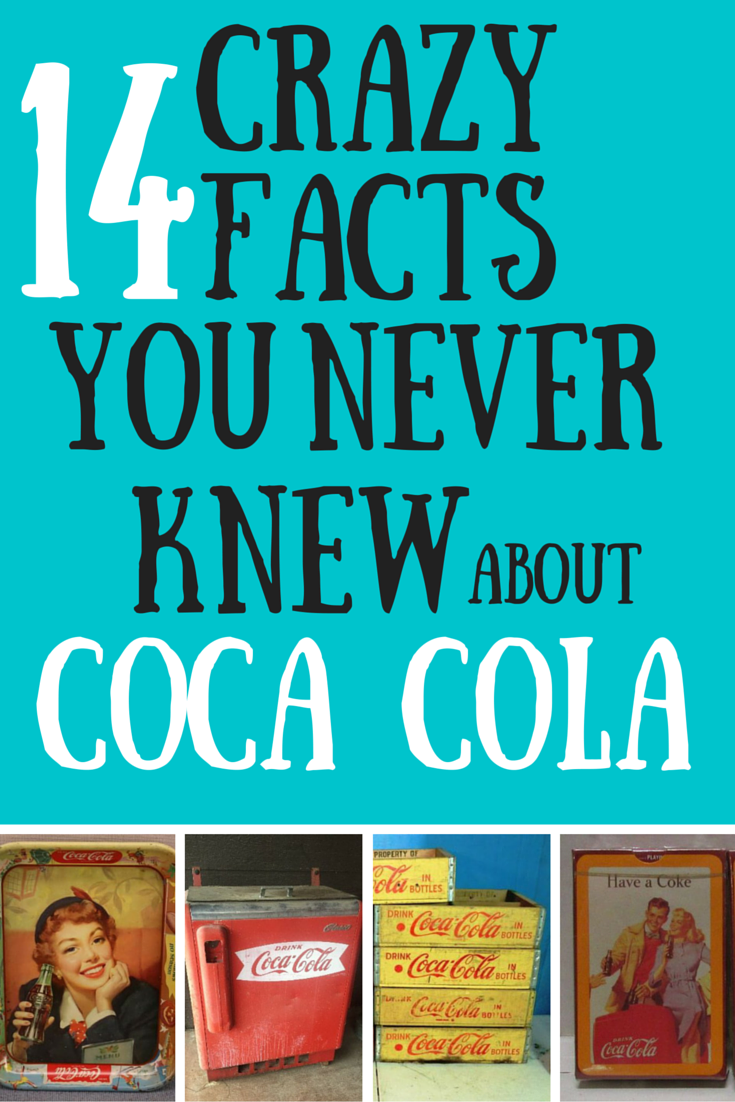 14 Facts about Coca Cola