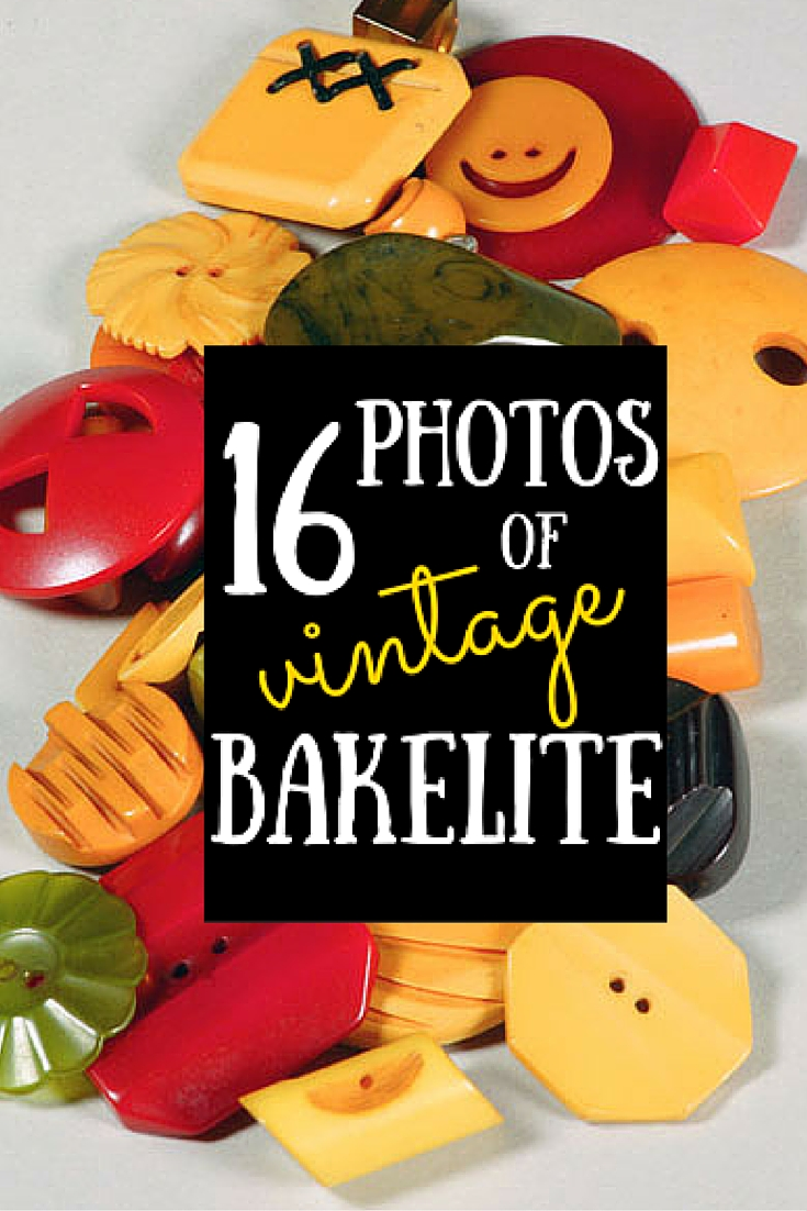16 Photos of Vintage Bakelite