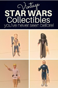 Vintage Star Wars Collectibles