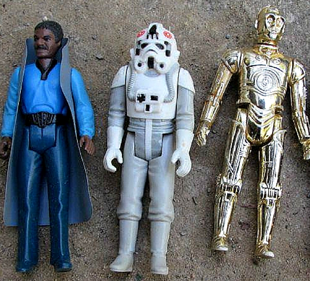 Vintage Star Wars Dolls