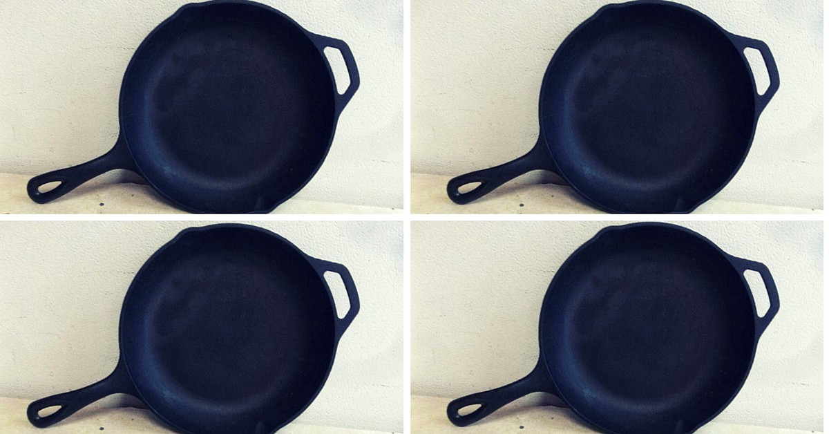 10 Reasons to Buy Cast Iron at Estate Sales