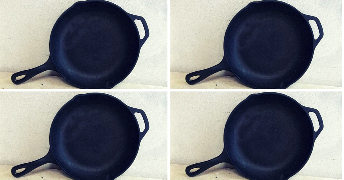 Cast Iron at Estate Sales