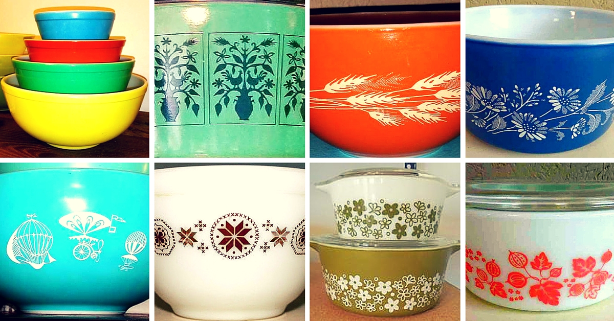 Pyrex is the brand name, but what is the actual name for the popular kitchenware?