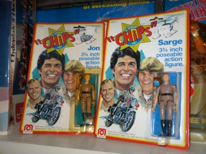 CHIPS Action Figure