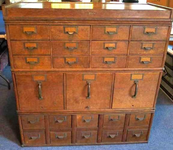 Globe Wernicke Filing Cabinet