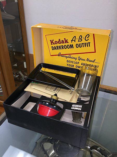 Kodak DIY Darkroom