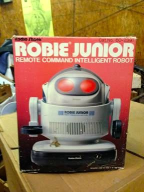 Robie Junior Estate Sale Find