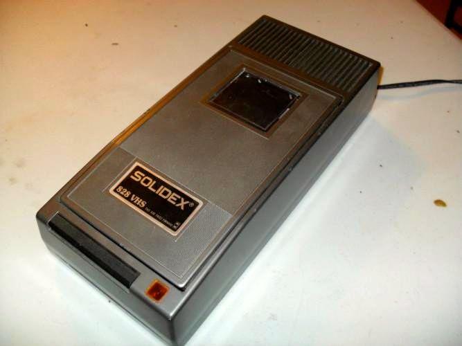 Solidex VHS Rewinder