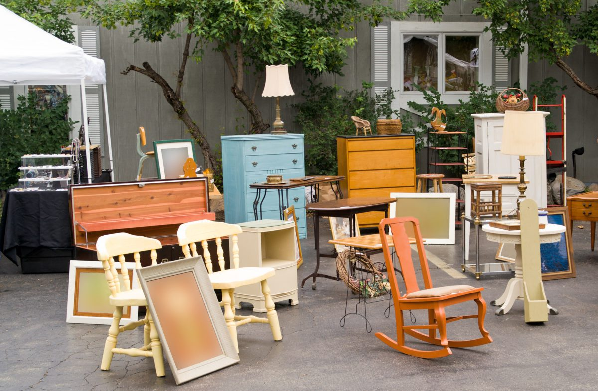 Estate Sale Furniture Buying Guide