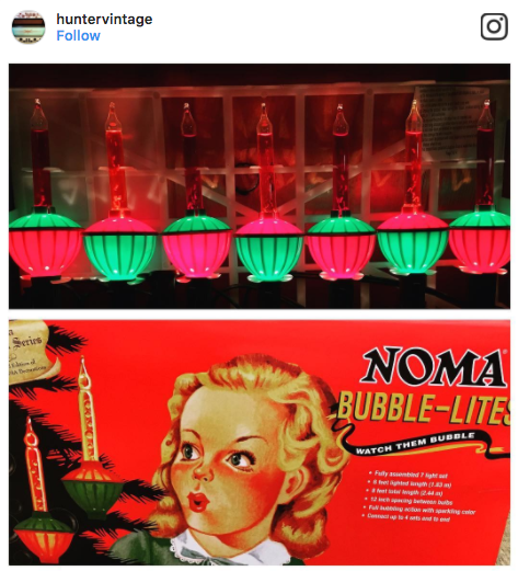 Noam Bubble Lights