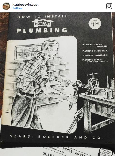 LuaubeesVintage Vintage Manual