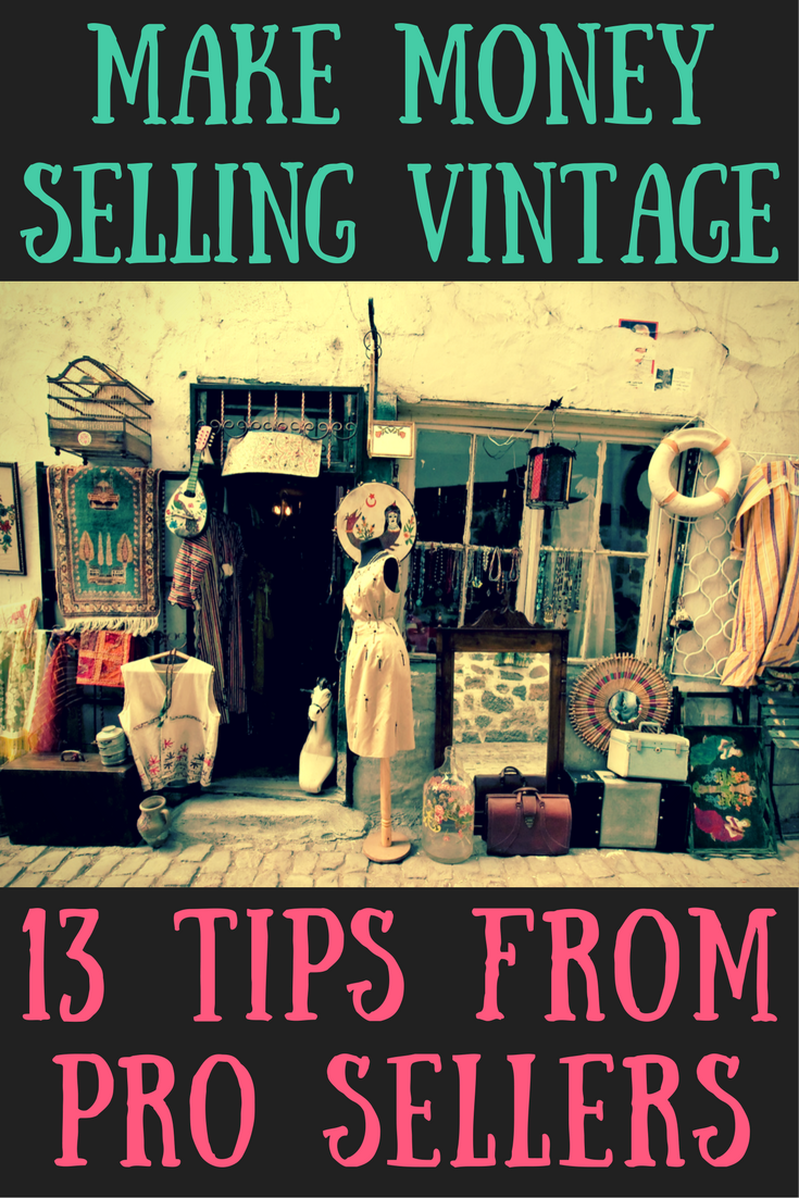 Sell Vintage Shop Estate Sales