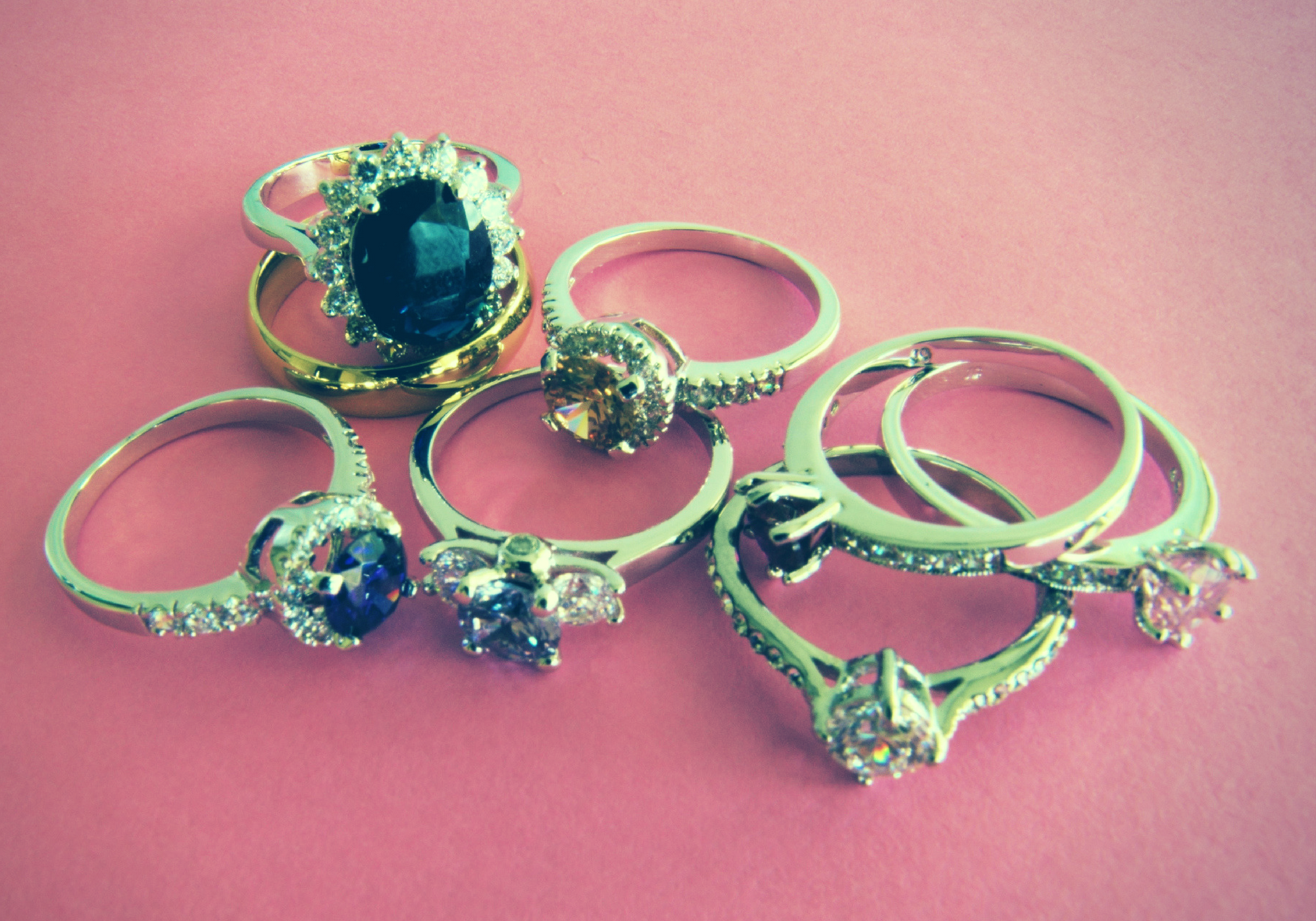 Vintage Engagement Rings Guide | Estate Sale Blog