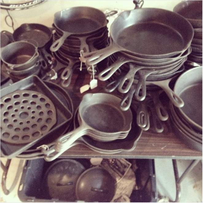 Vintage Cast Iron Guide: Tips & FAQs | Estate Sale Blog