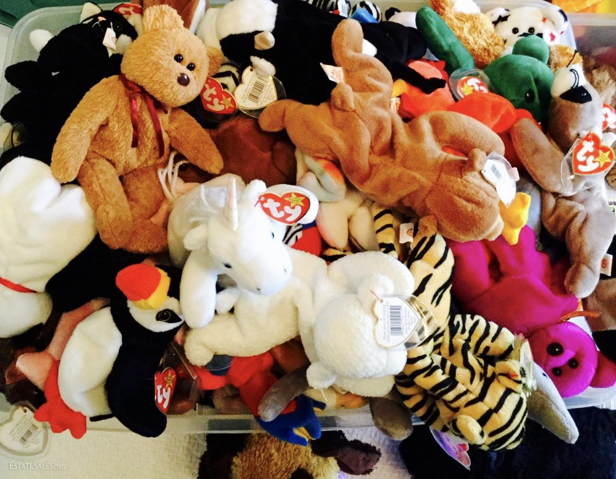 The Beanie Babies Bubble
