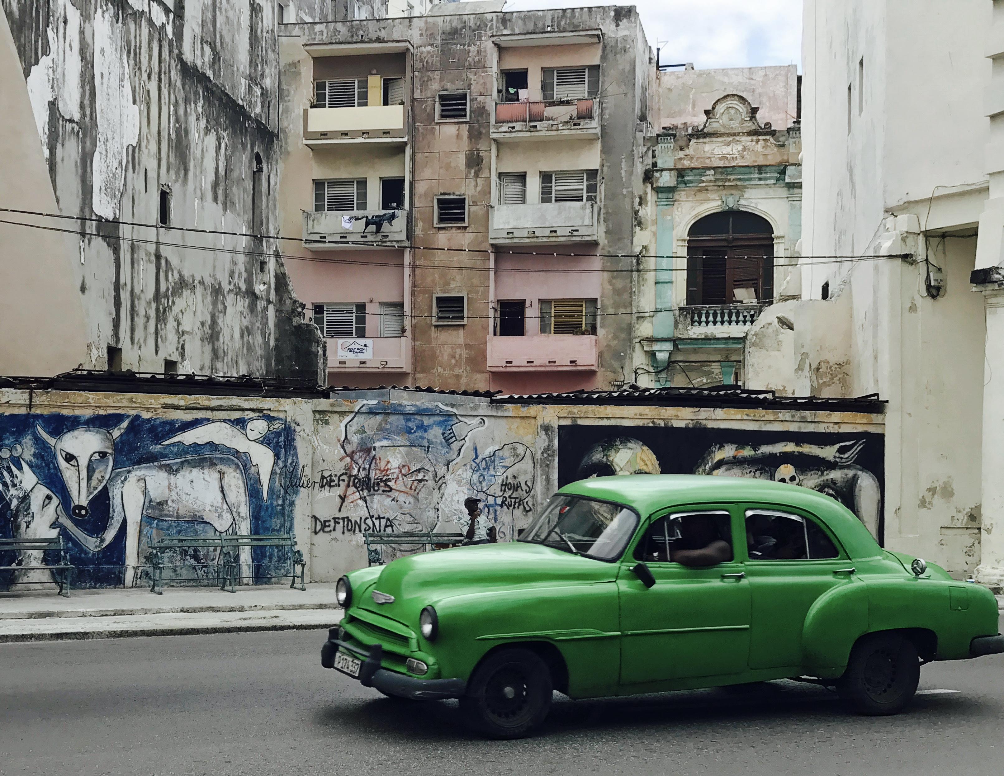 Classic Cars - Cuba