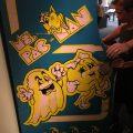 Vintage Ms PacMan arcade