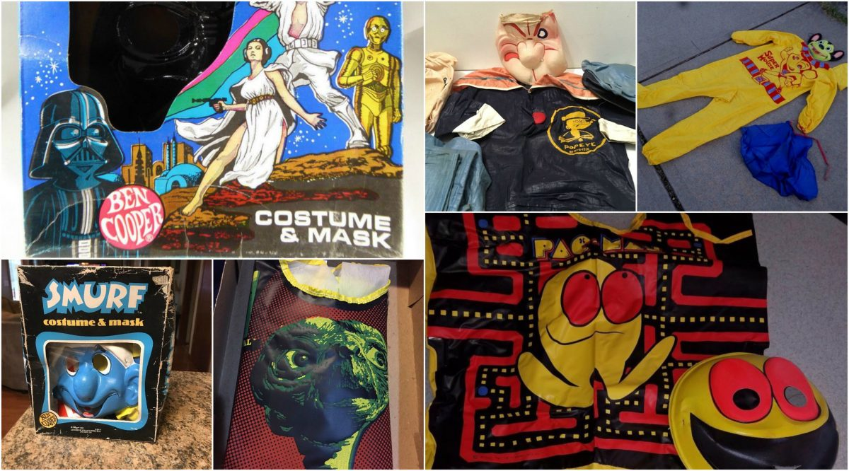 Vintage Halloween Costumes Through The Years