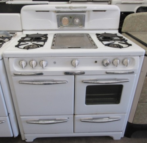 40quot Wedgewood antique gas stove very nice Kitchens t