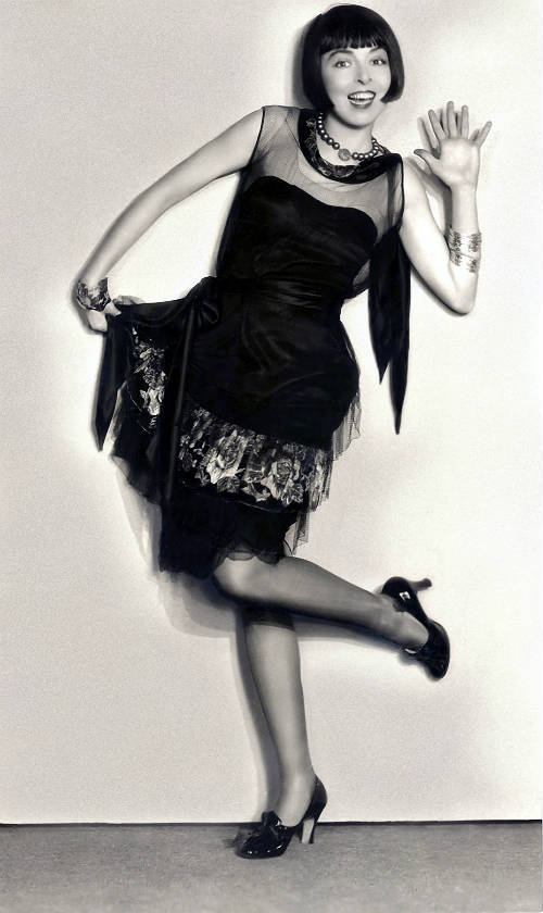Famous flapper Colleen Moore