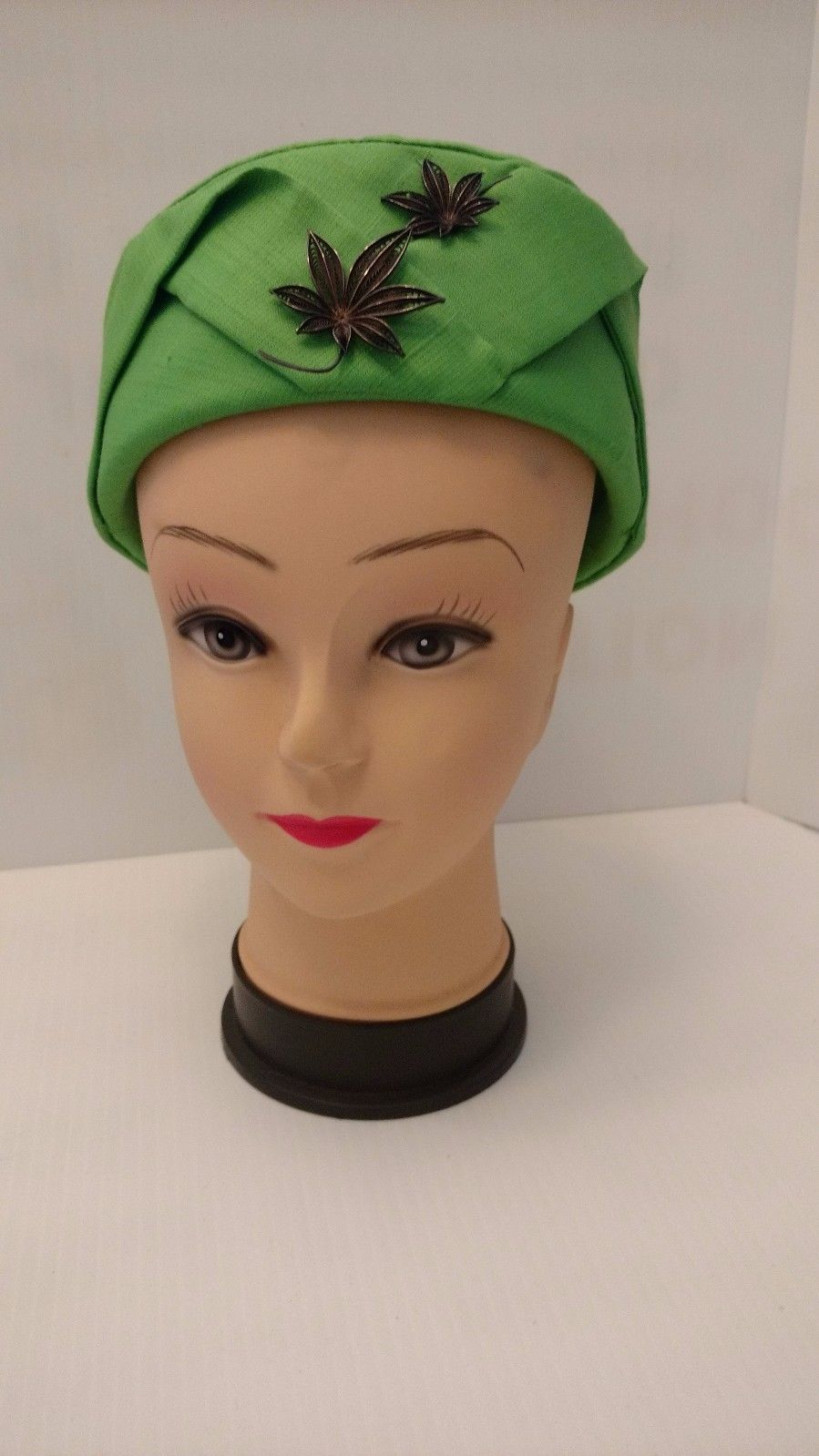 Vintage Pill Box Hat