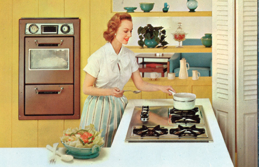 Everything You Need for the Vintage Kitchen of Your Dreams