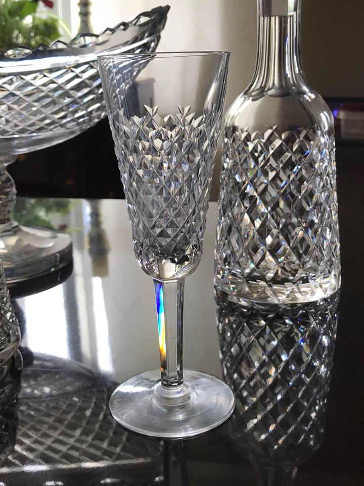 The Complete Guide To Waterford Crystal Estate Sale Blog Impressive Crystal Patterns Identification