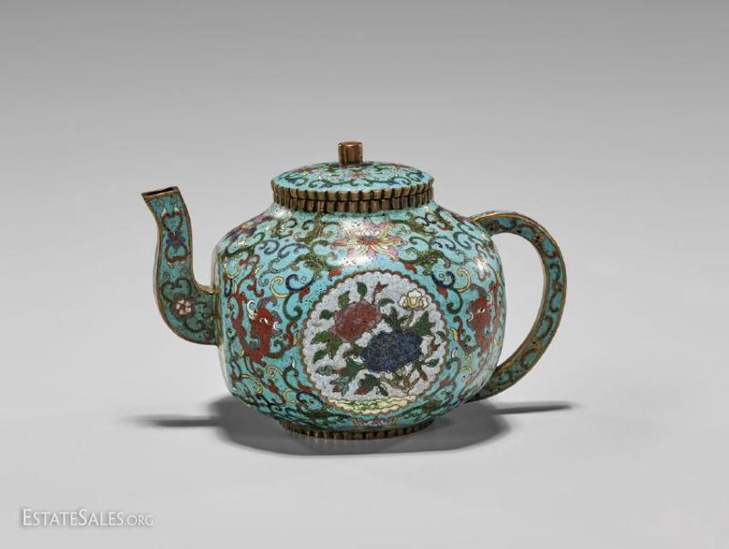 Xing Dynasty teapot