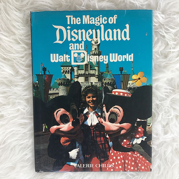 Vintage Disney Book