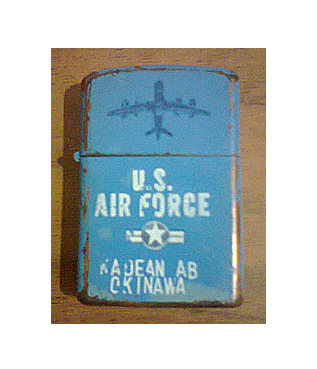Fake Vintage US Air Force Lighter