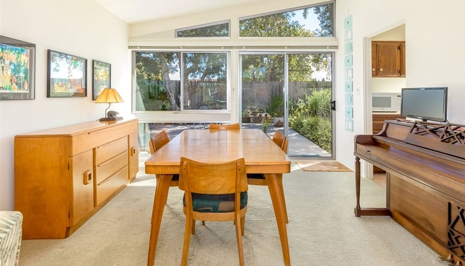 Mid Century Interior Design with Estate Sale Finds