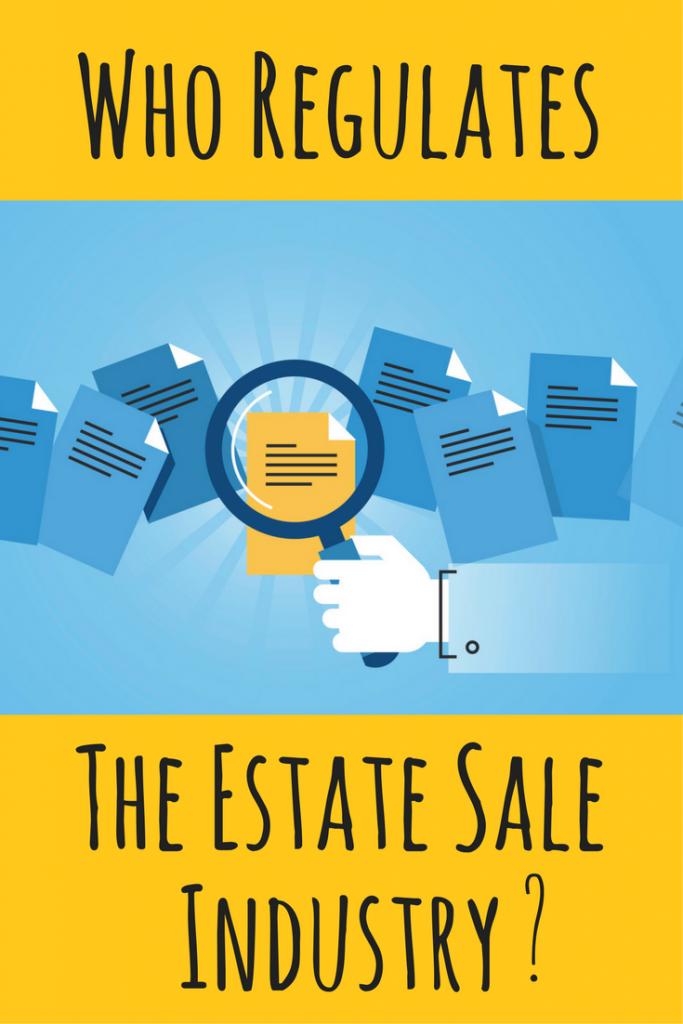 Who Regulates the Estate Sale Industry?