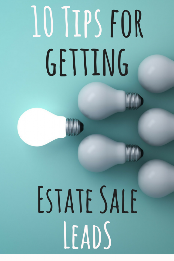 Estate Sale Leads