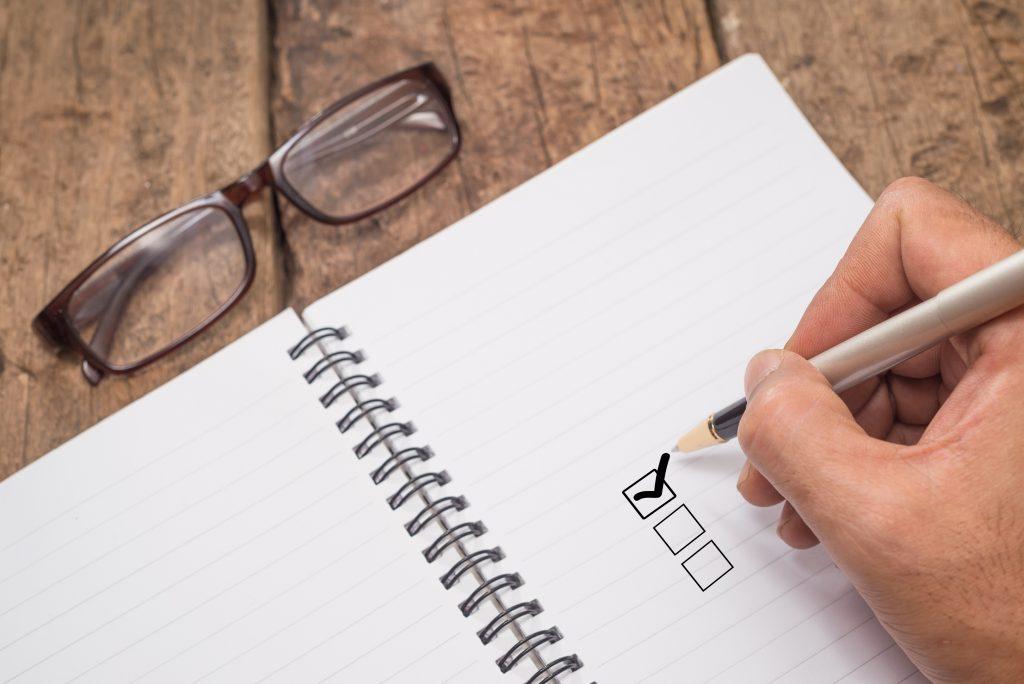 Estate Sale Contract Pre Sale Checklist