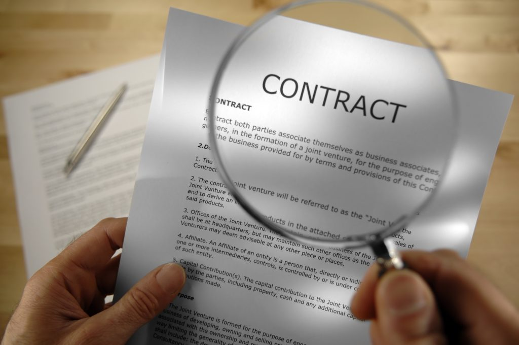 Sample Estate Sale Contract
