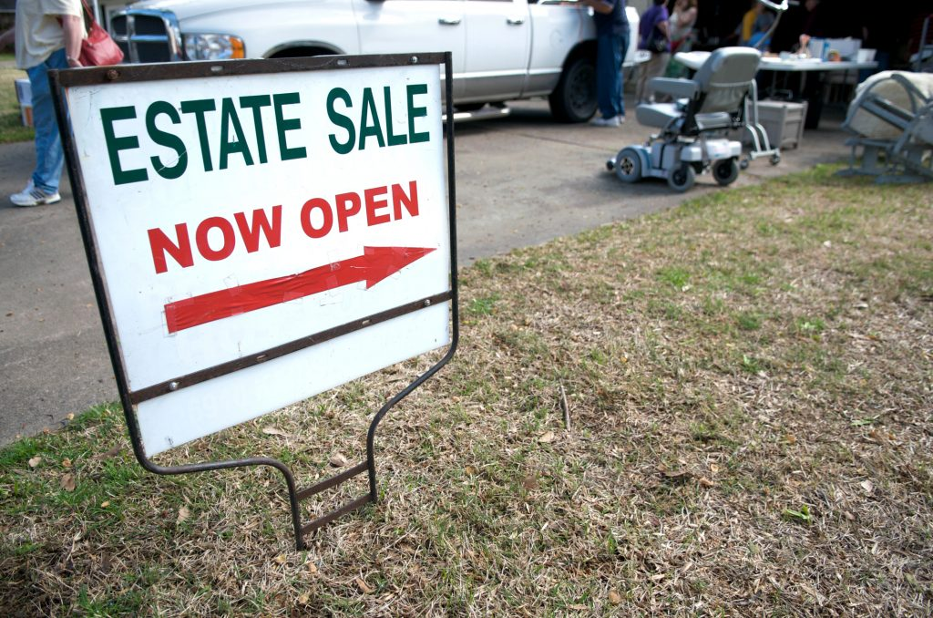 How to Start an Estate Sale Company