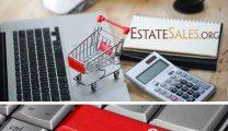 online estate sales vs traditional estate sales