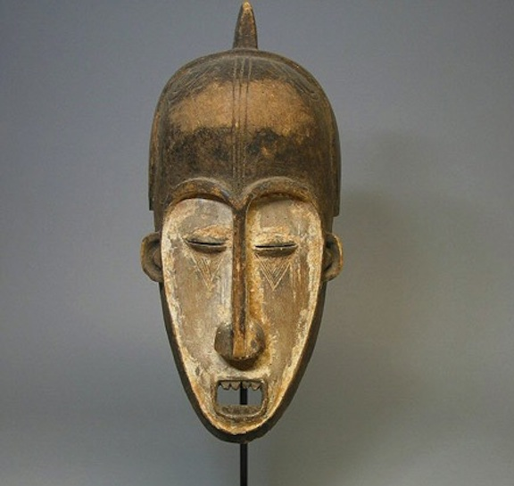 Ethnographic Art Mask
