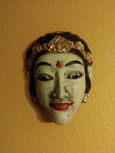 Ethnographic Art Carvings Wall Masks